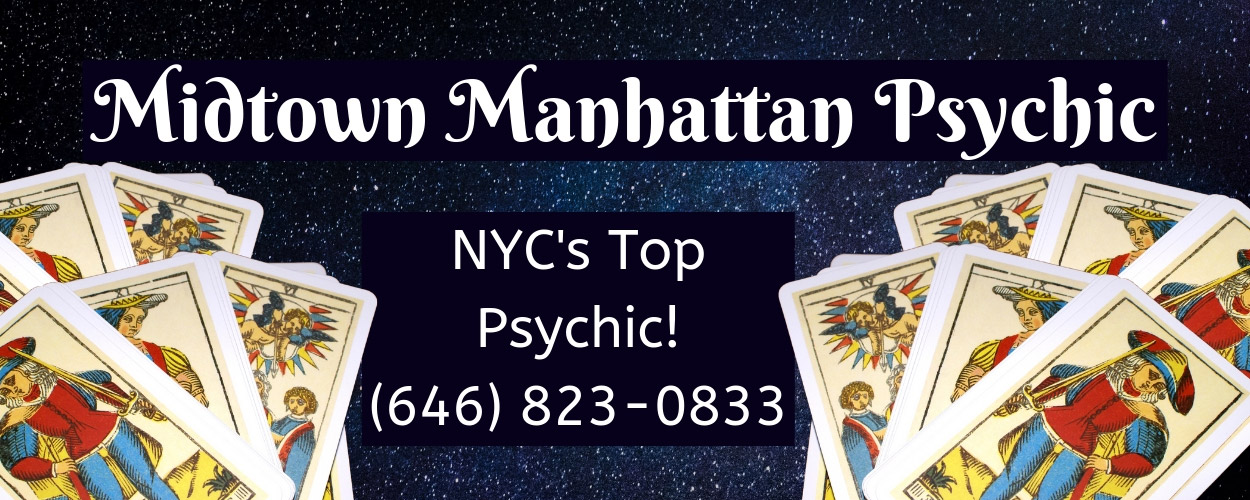 Manhattan Psychic | Midtown New York's Top Rated Spiritual Medium
