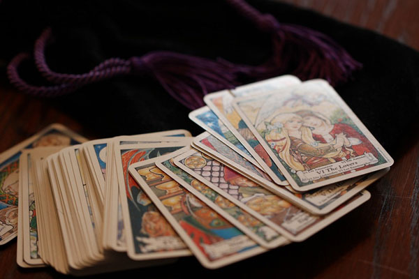tarot cards for psychic readings